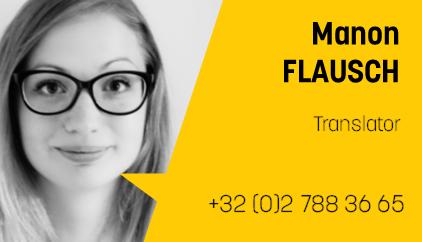 Manon Flausch