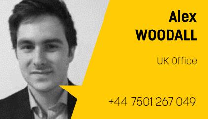 Alex Woodall