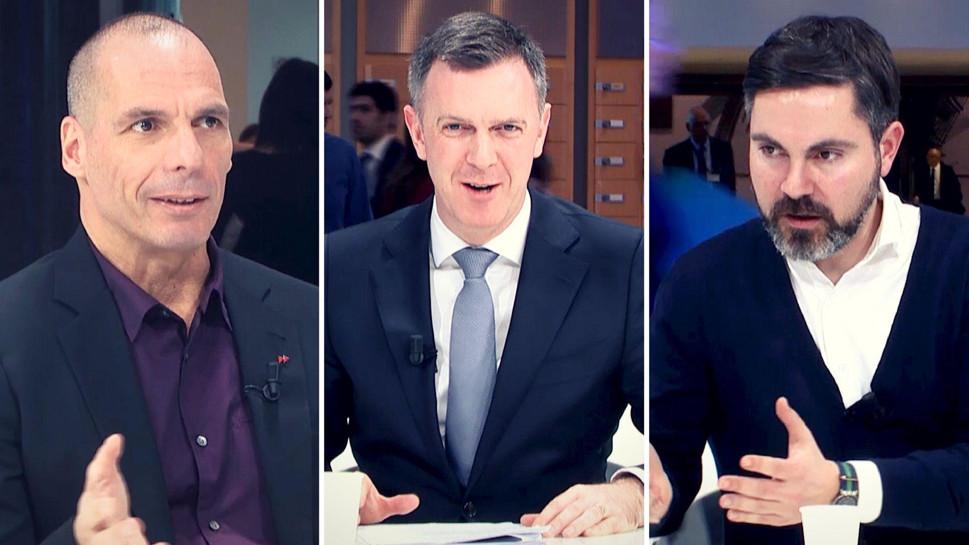 'Open the ECB's Black Box' say Varoufakis and De Masi