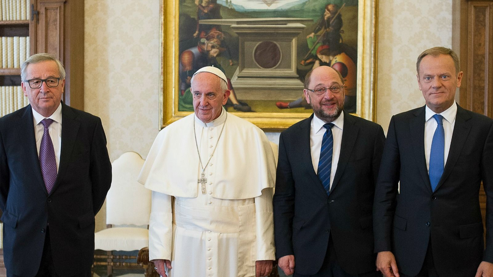 Pope Francis To Share Wisdom With Eu Leaders Ahead Of Rome