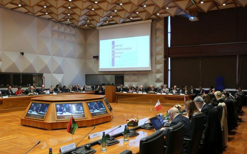 European, North Africa ministers seek to curb Libya migrant flows