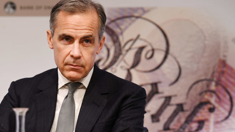 Bank of England says no need for tougher fintech regulation