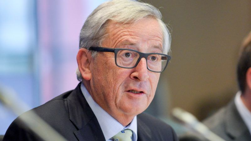 EU should find ways other than docking funds to ensure solidarity: Juncker
