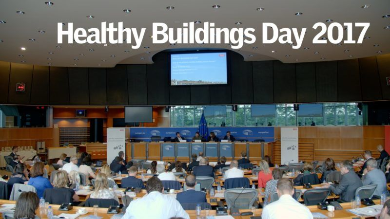 Healthy Buildings Day 2017
