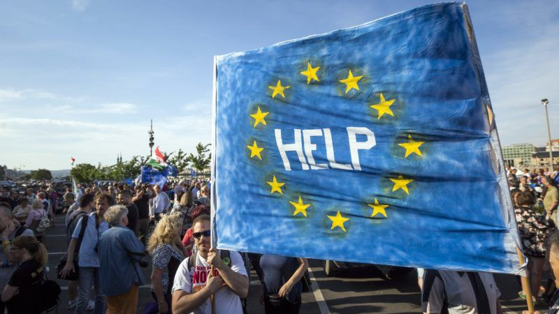 Hungary DEFIES European Union as Orban cracks down on foreign-funded NGOs