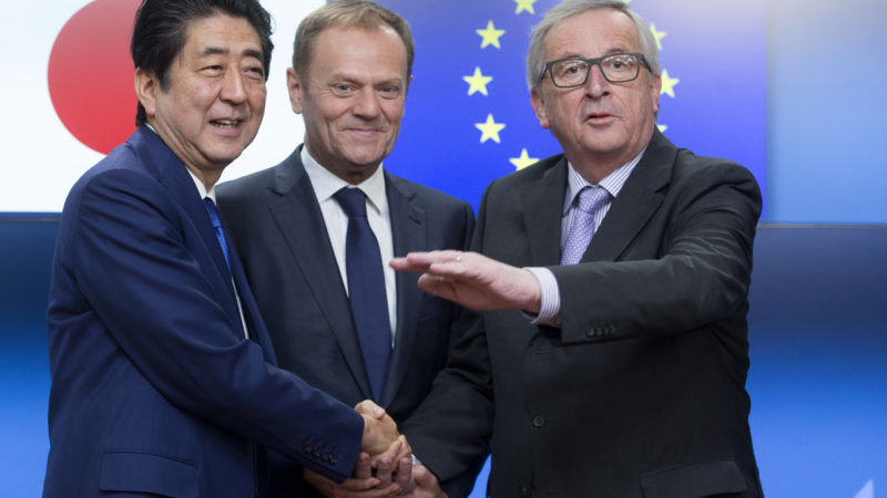 Japan trade deal welcomed by European wine and dairy sectors