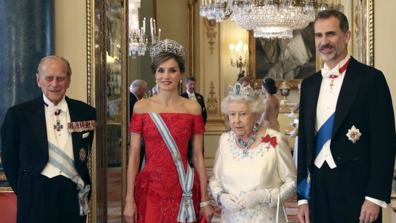 See All The Pictures From The Spanish State Visit