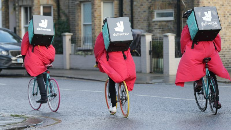 Gig economy firms 'let off' in shake-up