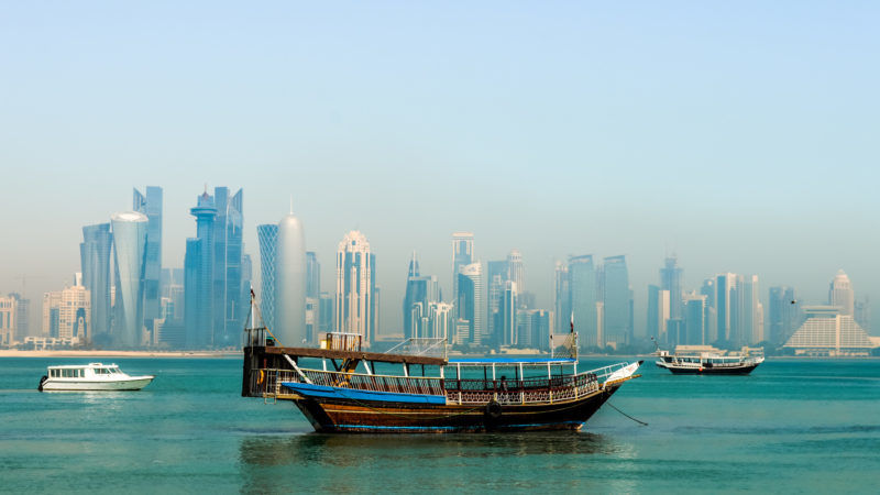 Qatar admits that it is against the Arab coalition in Yemen