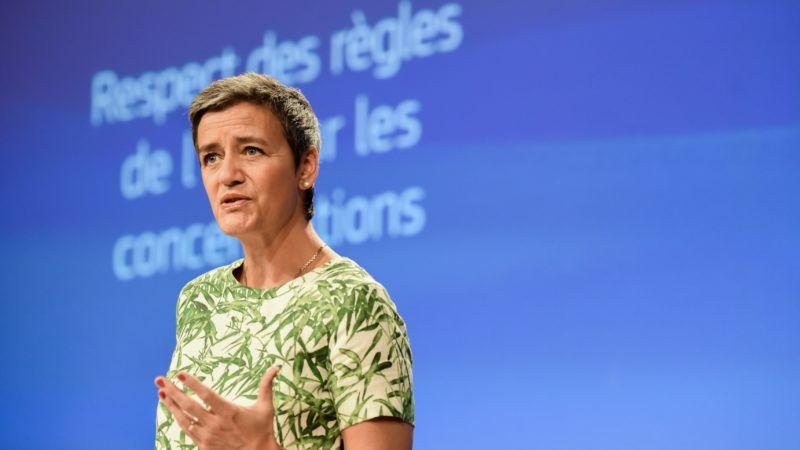 GE, Merck and Canon latest in Vestager's firing line