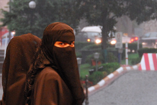 Top Europe court upholds ban on full-face veil in Belgium