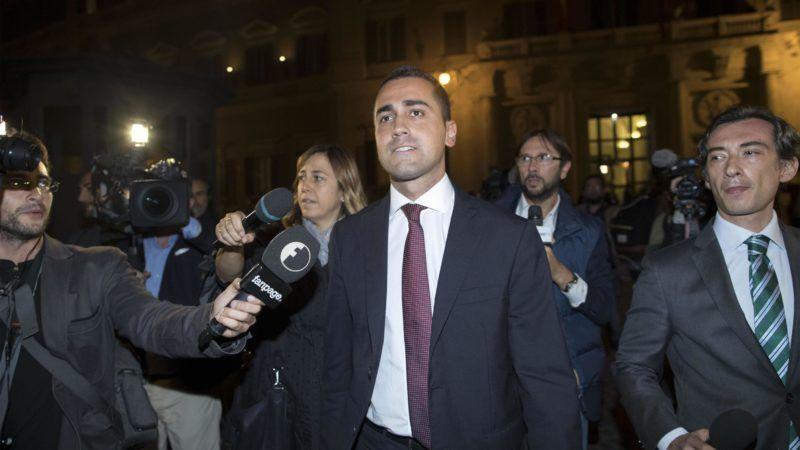 Italy's 5-Stars denounce new election bill as undemocratic